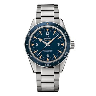 Omega Seamaster 300 Men's Titanium Bracelet Watch - Product number 2243121