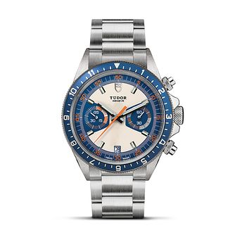 Tudor Heritage Chrono Men's Stainless Steel Bracelet Watch - Product number 2244497