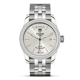 Tudor Glamour Ladies' Stainless Steel Bracelet Watch - Product number 2244756