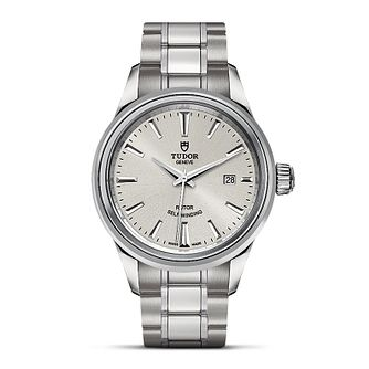 Tudor Glamour Date Ladies Stainless Steel Bracelet Watch - Product number 2245167