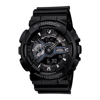 Casio G-Shock G-Classic men's black resin strap watch - Product number 2245787