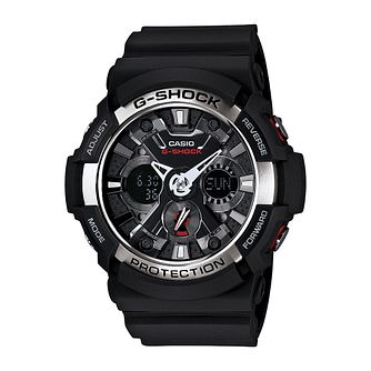 Casio G-Shock G-Classic men's black resin strap watch - Product number 2246678