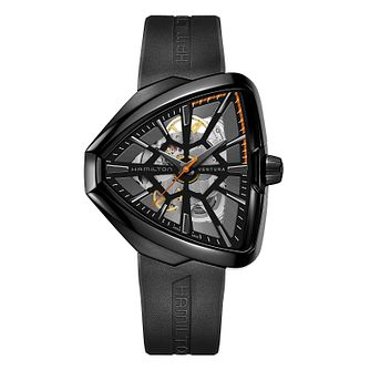 Hamilton Ventura Men's Black Limited Edition Watch - Product number 2266075