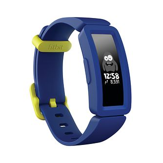 Fitbit Ace 2 Kid's Night Sky & Neon Yellow Activity Tracker - Product number 2266326