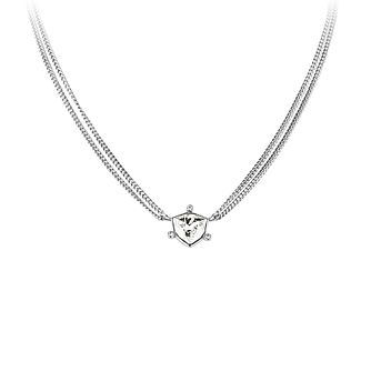 Dyrberg Kern Pavilia Stainless Steel & Crystal Necklace - Product number 2275651