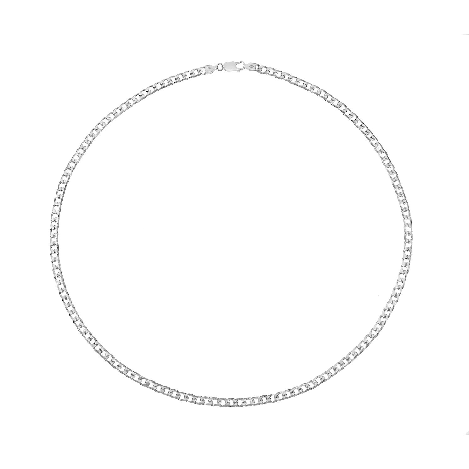 Sterling Silver 24 Inch Curb Chain - Product number 2278731