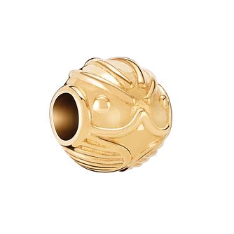 Chamilia Harry Potter Gold Electroplated Snitch Charm - Product number 2285940