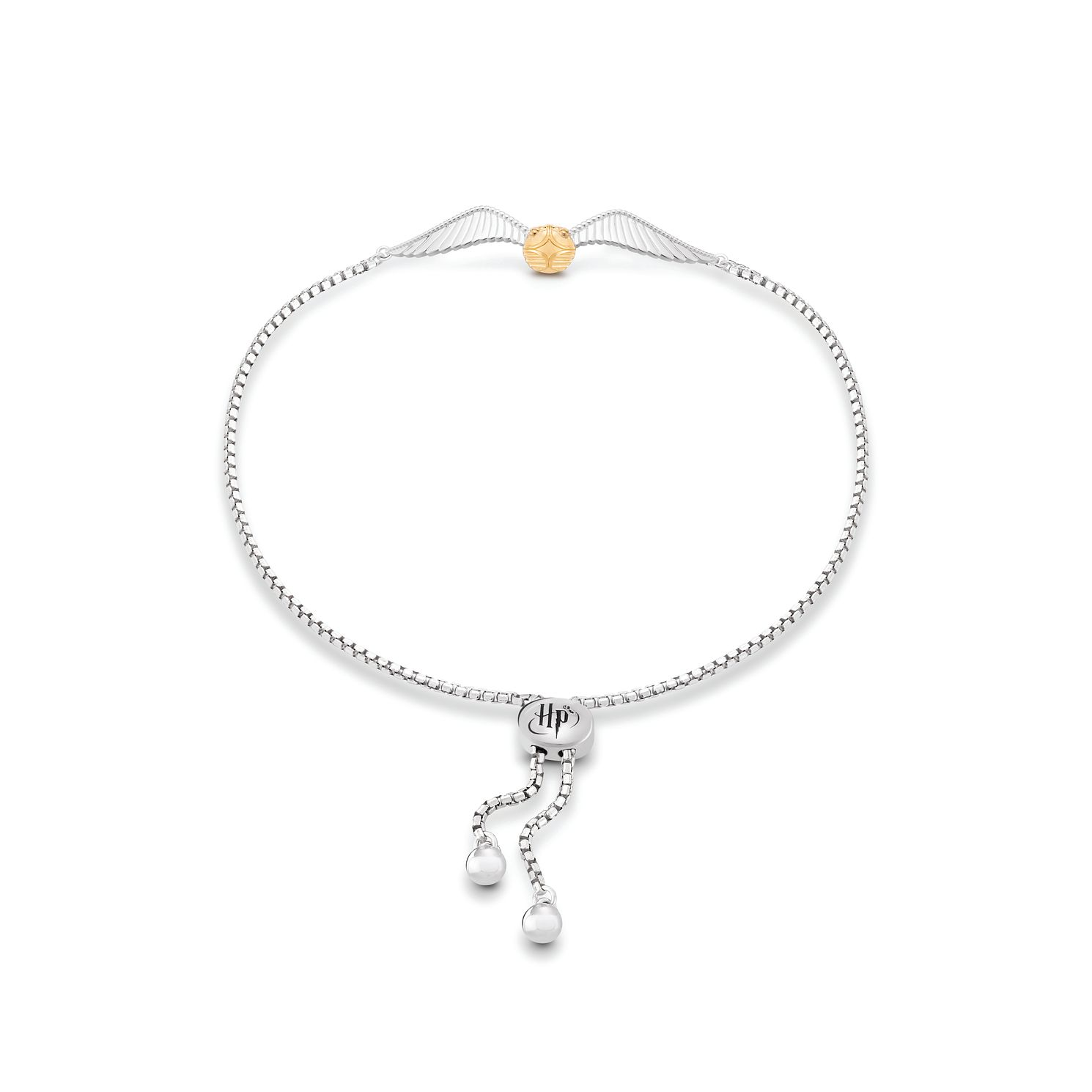 Chamilia Harry Potter Snitch Adjustable Bracelet - Product number 2286327