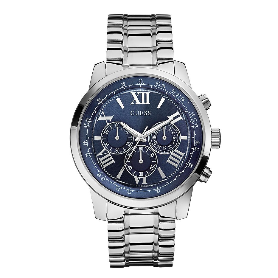 Guess Men's Stainless Steel Bracelet Watch - Product number 2317451