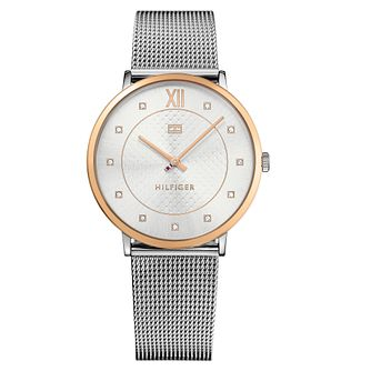 Tommy Hilfiger Sloane Ladies' Stainless Steel Bracelet Watch - Product number 2322935