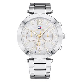 Tommy Hilfiger Chloe Ladies' Stainless Steel Bracelet Watch - Product number 2322994