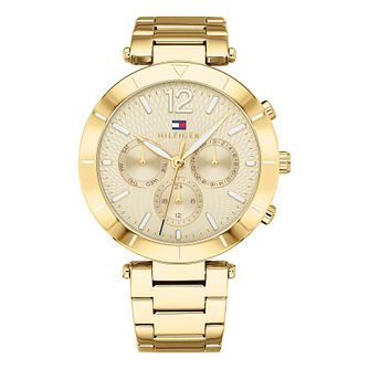 Tommy Hilfiger Chloe Ladies' Stainless Steel Bracelet Watch - Product number 2323028