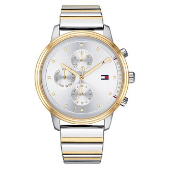 Tommy Hilfiger Blake Ladies' Two-Tone Bracelet Watch - Product number 2323133