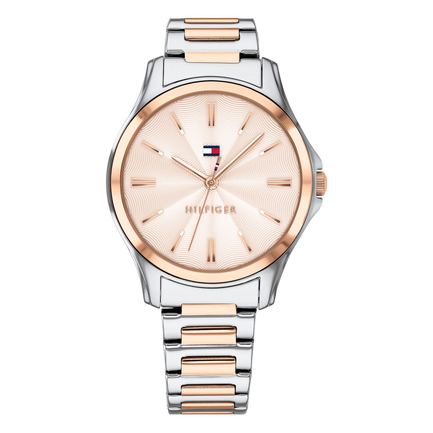 Tommy Hilfiger Lori Ladies' Two-Tone Bracelet Watch - Product number 2323338