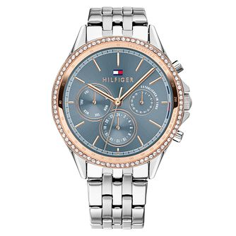 Tommy Hilfiger Ladies' Stainless Steel Bracelet Watch - Product number 2323532