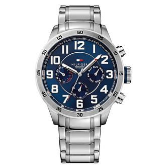 Tommy Hilfiger Trent Men's Stainless Steel Bracelet Watch - Product number 2323680