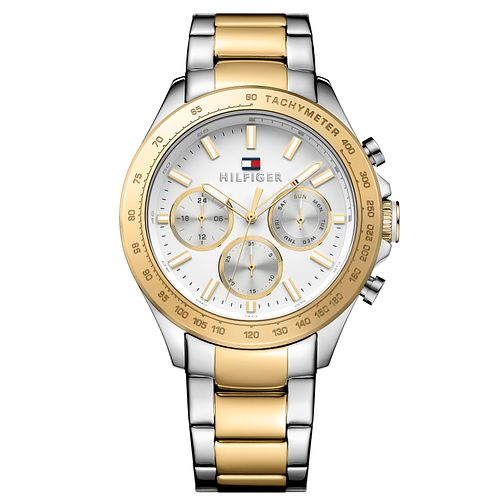 Tommy Hilfiger Hudson Two-Tone Bracelet Watch - Product number 2323753
