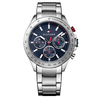 Tommy Hilfiger Hudson Stainless Steel Bracelet Watch - Product number 2323788