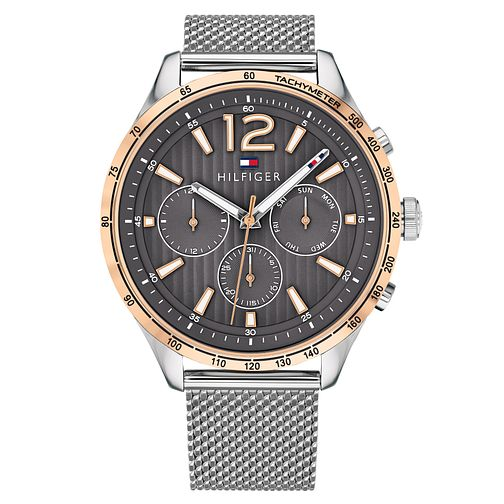 Tommy Hilfiger Gavin Men's Stainless Steel Bracelet Watch - Product number 2324202