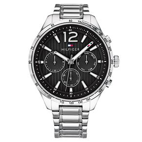 Tommy Hilfiger Gavin Men's Stainless Steel Bracelet Watch - Product number 2324342