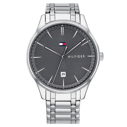 Tommy Hilfiger Damon Men's Stainless Steel Bracelet Watch - Product number 2324601
