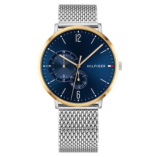 Tommy Hilfiger Brooklyn Men's Stainless Steel Bracelet Watch - Product number 2324903