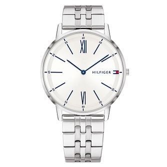 Tommy Hilfiger Cooper Men's Stainless Steel Bracelet Watch - Product number 2324989