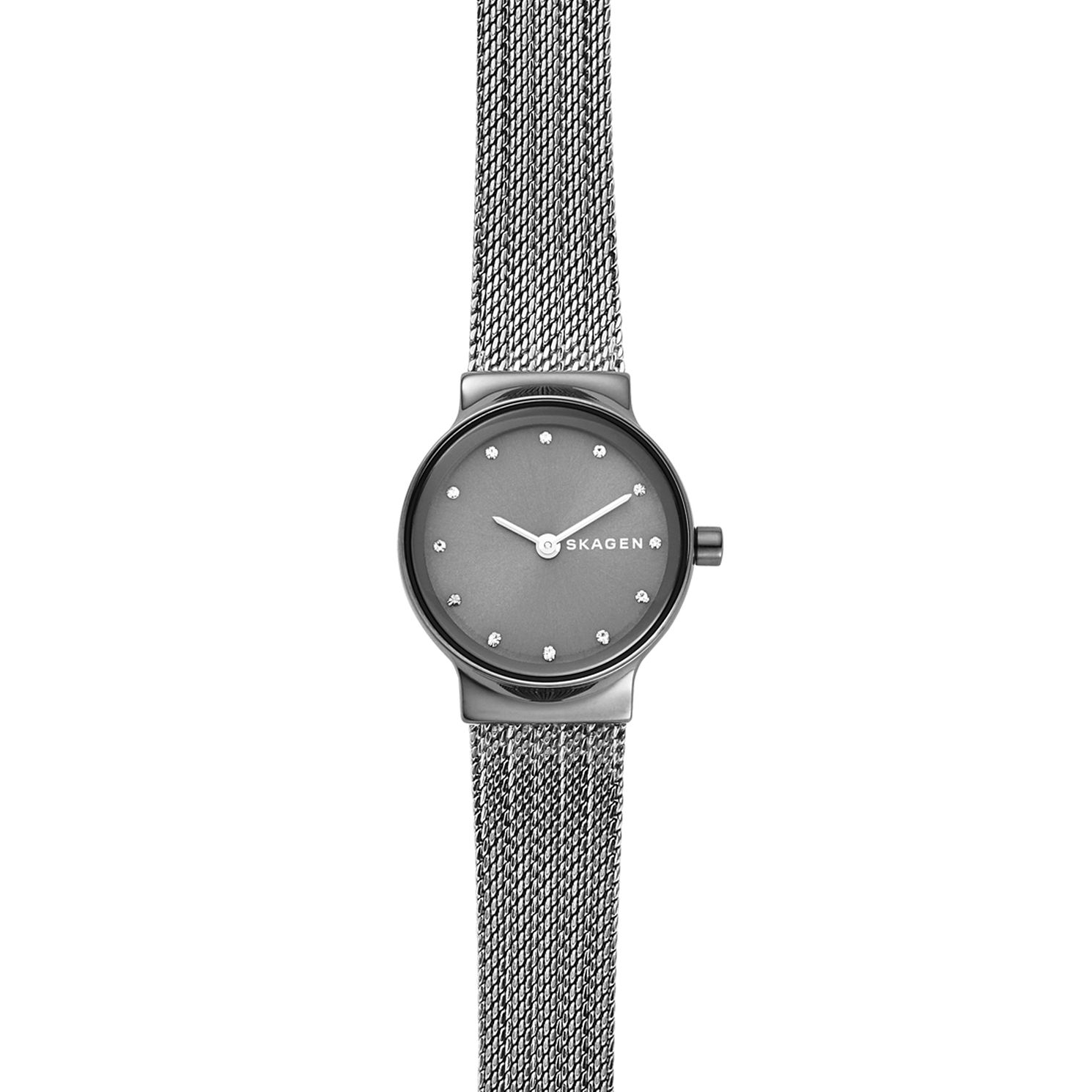 Skagen Freja Ladies' Ip Mesh Bracelet Watch - Product number 2328100
