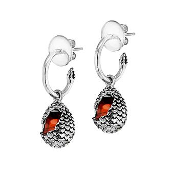 Mey For Game Of Thrones Dragonstone Fire Orange Earrings - Product number 2336073