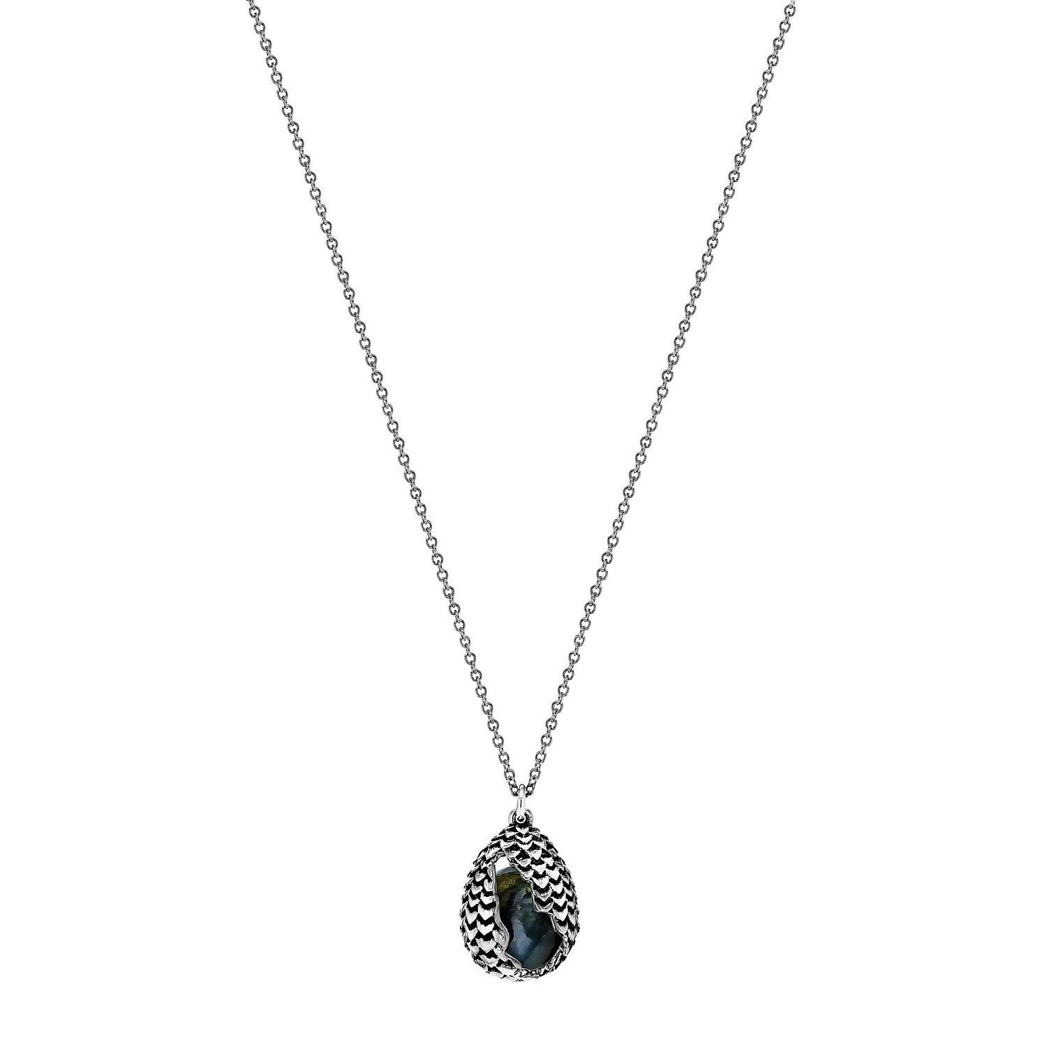 Mey For Game Of Thrones Dragonstone Blue Labradorite Pendant - Product number 2336294