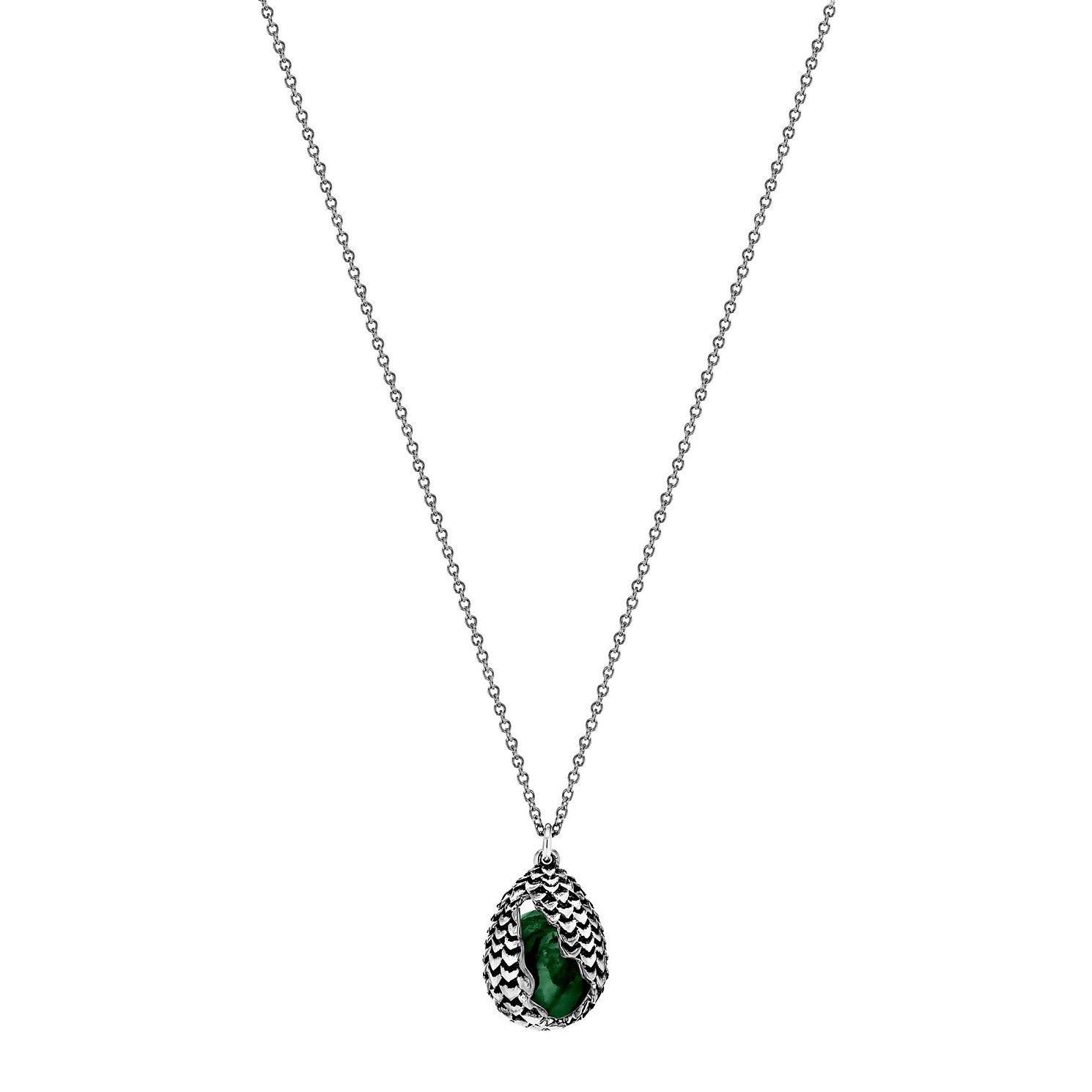 Mey For Game Of Thrones Dragonstone Electric Green Pendant - Product number 2336316