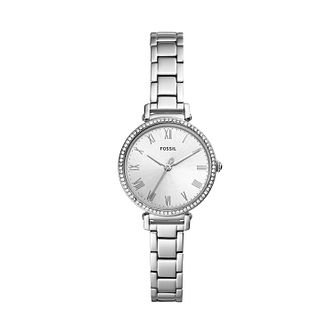 Fossil Kinsey Ladies' Stainless Steel Bracelet Watch - Product number 2339110