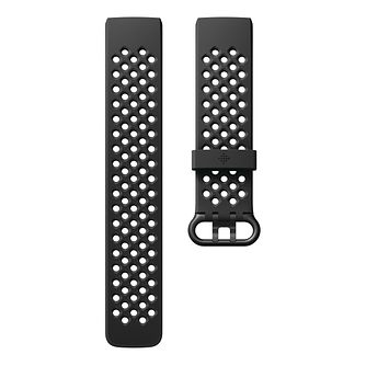 Fitbit Charge 3 Black Sport Band Fitness Tracker Small - Product number 2339625