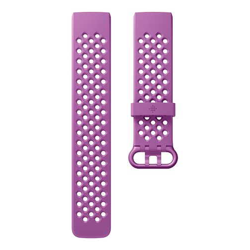 FitBit Charge 3 Sport Band Berry Small - Product number 2339641