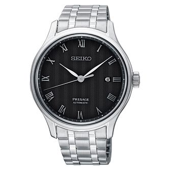 Seiko Presage Men's Stainless Steel Bracelet Watch - Product number 2346656