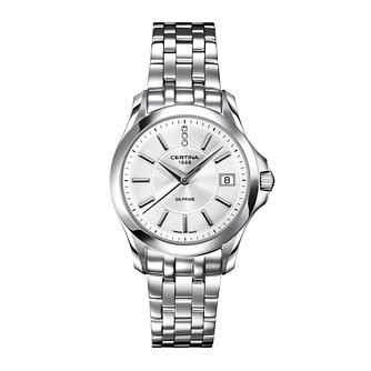 Certina Prime ladies' stainless steel bracelet watch - Product number 2352648