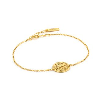 Ania Haie 14ct Yellow Gold Plated Minoan Bracelet - Product number 2363402