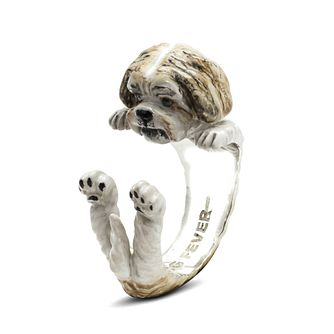 Dog Fever Shih Tzu Hug Ring - Xs - Product number 2373688