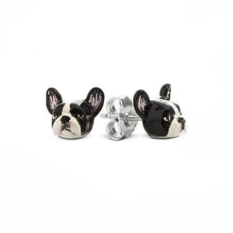 Dog Fever French Bulldog Stud Earrings - Product number 2373718