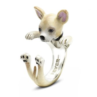 Dog Fever Chihuahua Hug Ring - S - Product number 2373750