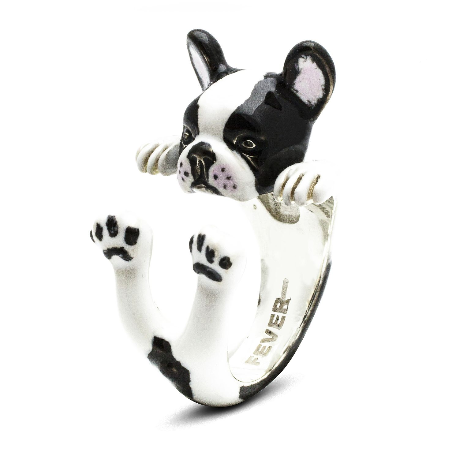 Dog Fever French Bulldog Hug Ring - M - Product number 2373793