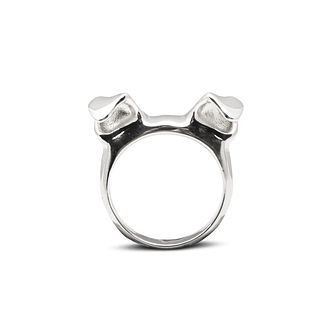 Dog Fever Fine Ears Ring - S - Product number 2374080