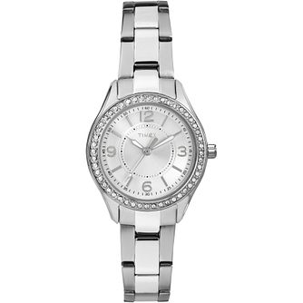 Timex Miami Mini Ladies' Stainless Steel Bracelet Watch - Product number 2374749