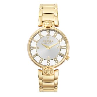 Versus Versace Kirstenhof Gold IP Bracelet Watch - Product number 2375230