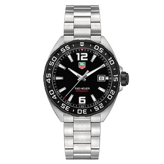TAG Heuer F1 men's stainless steel bracelet watch - Product number 2378701