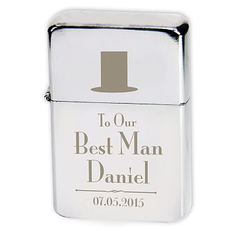 Decorative Wedding Best Man Lighter - Product number 2392135