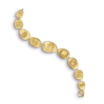 Marco Bicego Lunaria 18ct Yellow Gold Bracelet - Product number 2394677