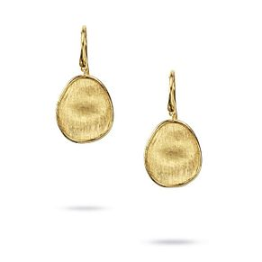 Marco Bicego Lunaria 18ct Yellow Gold Drop Earrings - Product number 2394685