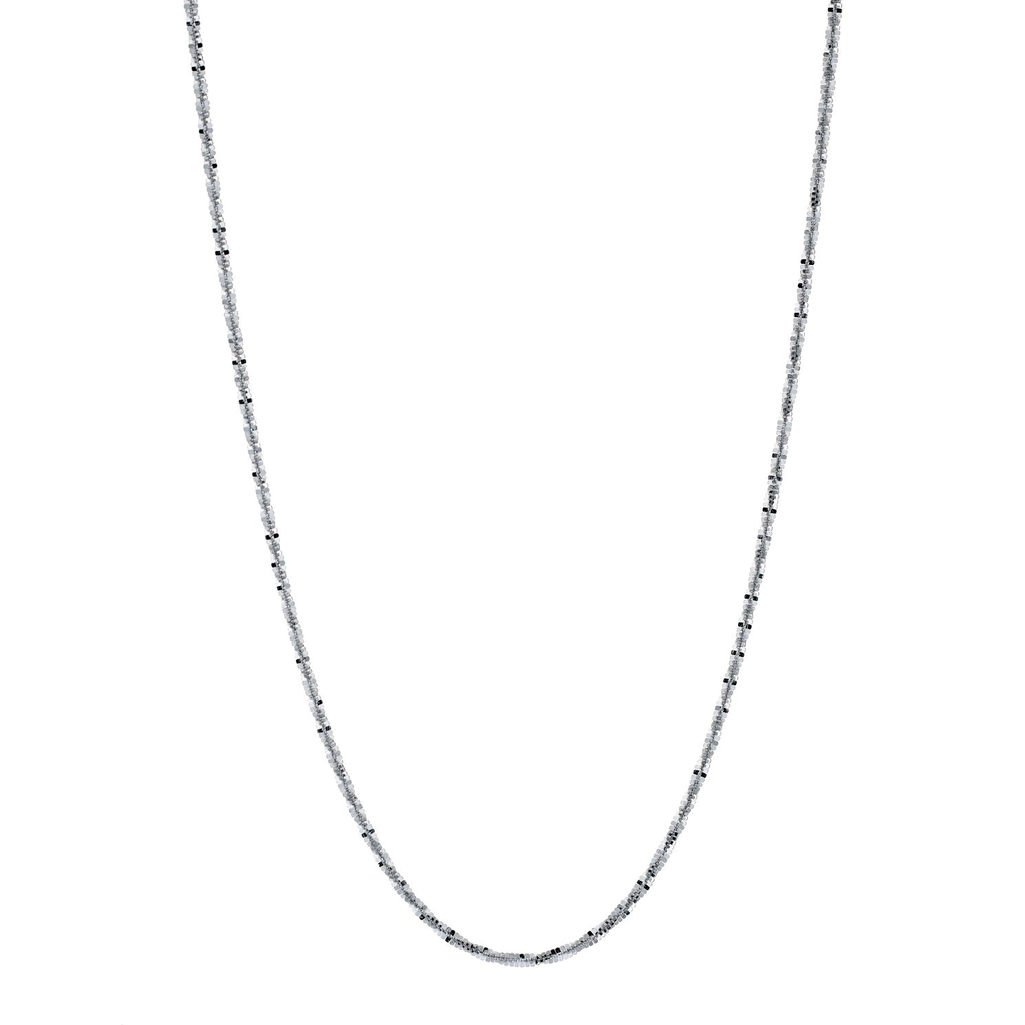 9ct White Gold Chain - Product number 2396580