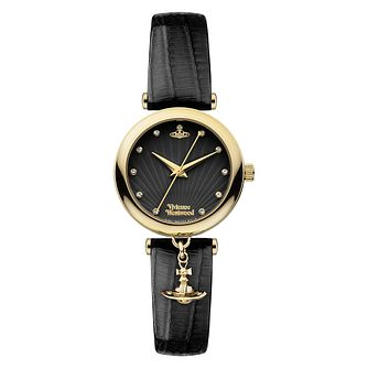 Vivienne Westwood Trafalgar Ladies' Leather Strap Watch - Product number 2397552